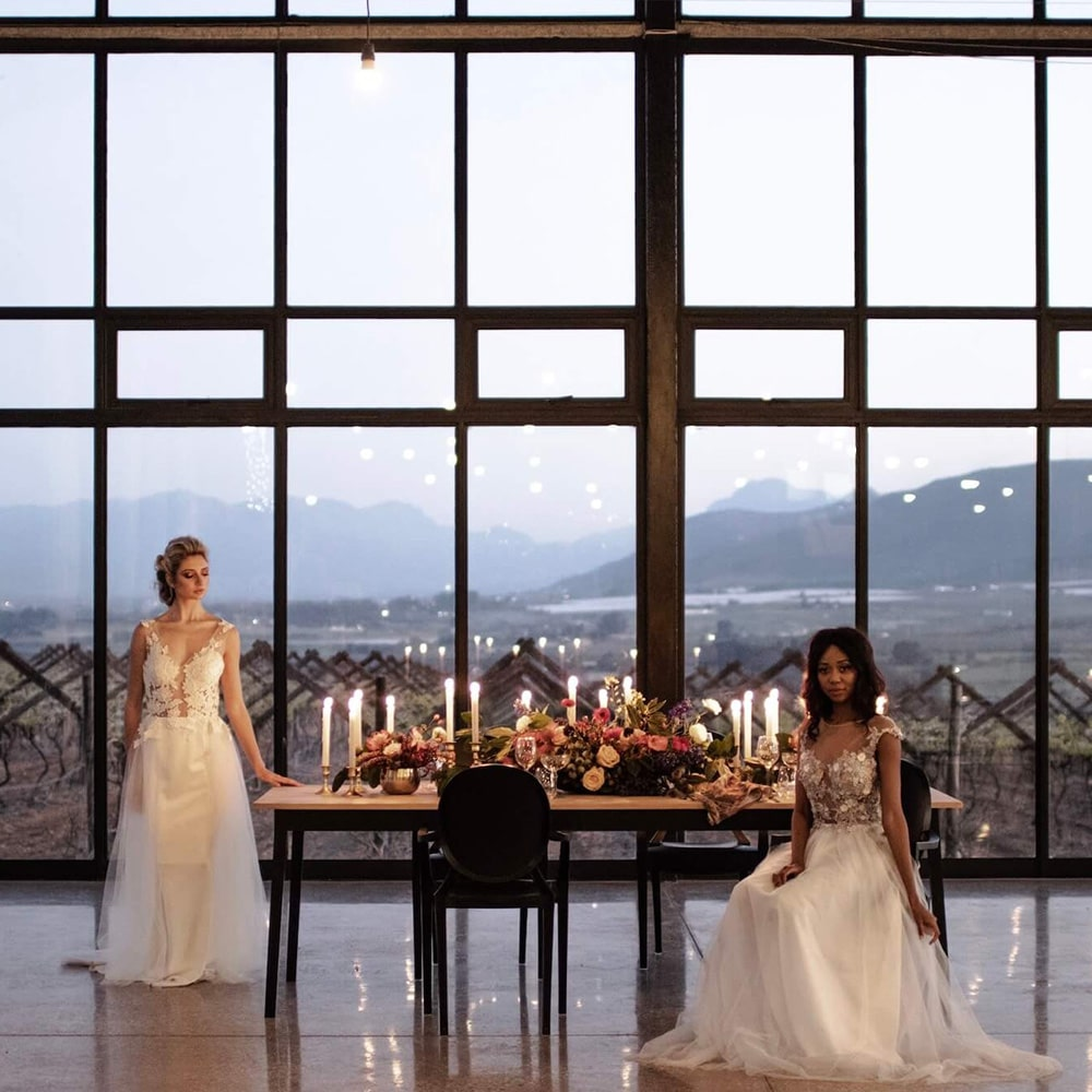 Bakenhof Winelands Venue - Bakenhof Weddings | Cape Town